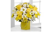 The Color Your Day With Sunshine� Bouquet by FTD� in Wilmington NC, Creative Designs by Jim
