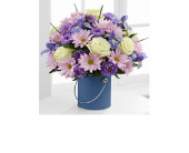 The Color Your Day Tranquility� Bouquet by FTD� in Wilmington NC, Creative Designs by Jim