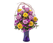 Spring Flowers - Sweet Adoration - Wildflower Florist