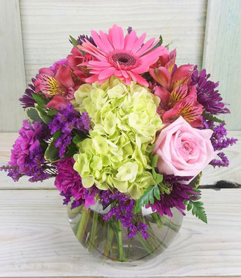 Happiness in Raleigh NC, Johnson-Paschal Floral Company
