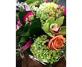 Kettering Flowers - Spring Cymbidium Mix - Far Hills Florist