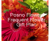 Posno Flowers Frequent Flower Gift Plan in London ON, Posno Flowers