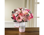 The FTD� Sweet Baby Girl� Bouquet by Hallmark in Arizona, AZ, Fresh Bloomers Flowers & Gifts, Inc