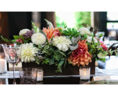 Wedding Centerpiece in Los Angeles, California, Dave's Flowers