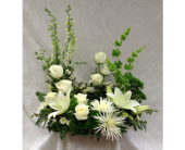 Cremation Urn Tribute 1 in Durham, North Carolina, Flowers By Gary
