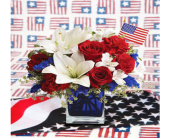 Fishers Flowers - Memorial Day Salute - George Thomas, Inc.
