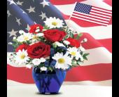 Fishers Flowers - Spirit of America - George Thomas, Inc.