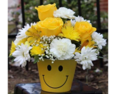 Winchester Flowers - All Smiles Bouquet - Flowers By Snellings