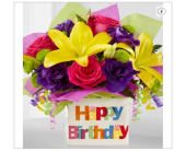 Birthday Wishes in Aston PA, Wise Originals Florists & Gifts