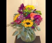 New Berlin Flowers - Summer Vase - Barb's Green House Florist