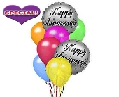 Happy Anniversary Balloons in Bound Brook NJ, America's Florist & Gifts