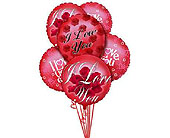 I Love You Balloons in Bound Brook NJ, America's Florist & Gifts