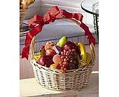 Fresh Fruit and Cheese Basket in Bound Brook NJ, America's Florist & Gifts