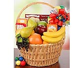 Sweet and Fruity Birthday Basket in Bound Brook NJ, America's Florist & Gifts
