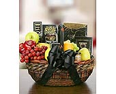 In Their Honor Fruit and Gourmet Basket in Bound Brook NJ, America's Florist & Gifts