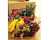 Classic Fruit and Gourmet Basket in Bound Brook NJ, America's Florist & Gifts