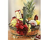 Deluxe Fruit Basket in Bound Brook NJ, America's Florist & Gifts