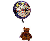 Congratulations Bear & Balloon in Bound Brook NJ, America's Florist & Gifts