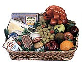 Fruit & Cheese Tray in Bound Brook NJ, America's Florist & Gifts