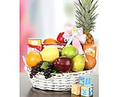 New Arrival Fruit & Goodie Basket in Bound Brook NJ, America's Florist & Gifts