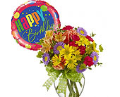 Make a Wish with Balloon in Bound Brook NJ, America's Florist & Gifts