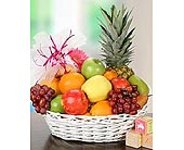 New Baby Fruit Basket in Bound Brook NJ, America's Florist & Gifts