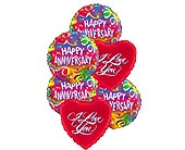 Anniversary Love Mix in Bound Brook NJ, America's Florist & Gifts
