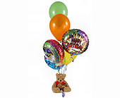 Bear & Balloon Bouquet, Choose The Occasion in Bound Brook NJ, America's Florist & Gifts