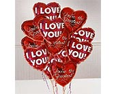 I Love You Heart Balloons in Bound Brook NJ, America's Florist & Gifts