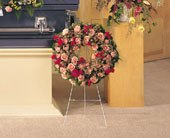 Wreath of Sympathy in Bound Brook NJ, America's Florist & Gifts