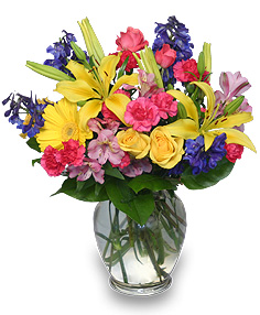 Rainbow Blooms in Bound Brook NJ, America's Florist & Gifts