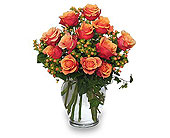 Coral Sunset in Bound Brook NJ, America's Florist & Gifts