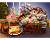 USA - All Sugar Free Goodies Basket! in Bound Brook NJ, America's Florist & Gifts