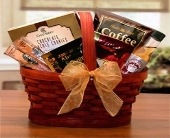 USA- Mini Coffee Break Basket in Bound Brook NJ, America's Florist & Gifts