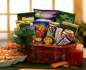 USA - Heart Healthy Gourmet Basket! in Bound Brook NJ, America's Florist & Gifts