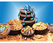 USA - Birthday Treats Tower in Bound Brook NJ, America's Florist & Gifts