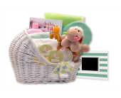 USA - Welcome Baby Bassinet in Bound Brook NJ, America's Florist & Gifts