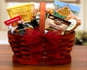 USA - Mini Snacks Gift Basket in Bound Brook NJ, America's Florist & Gifts