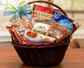 USA - Mini Sugar Free Basket in Bound Brook NJ, America's Florist & Gifts