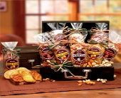 USA - Premium Fruit and Nuts Chest in Bound Brook NJ, America's Florist & Gifts
