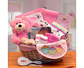 USA - Basics for Baby Girl in Bound Brook NJ, America's Florist & Gifts