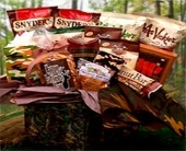 USA - Camo Man Care Package in Bound Brook NJ, America's Florist & Gifts