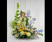 Faith in Indianapolis, Indiana, Madison Avenue Flower Shop