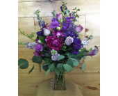 Perfect Purples in Smyrna GA, Floral Creations Florist