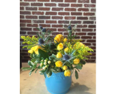 Cherry Hill Flowers - Blue Mist - Moorestown Flower Shoppe