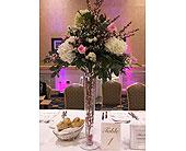 Wedding Reception in Toms River, New Jersey, Village Florist