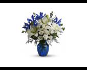 Blue Horizons Bouquet