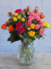 Spray Roses in Raleigh NC, Johnson-Paschal Floral Company