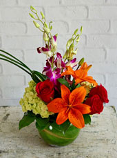 Napa Valley in Raleigh NC, Johnson-Paschal Floral Company