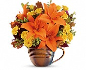 Teleflora's Fall Mystique Bouquet in Edmonton AB, Petals For Less Ltd.
